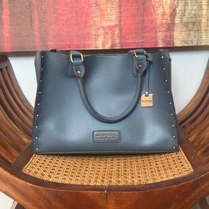 Gray Kenneth Cole Reaction Handbag